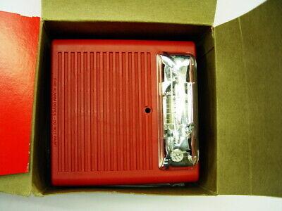 Wheelock As-121575w-fr Fire Alarm Audible Strobe
