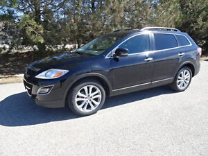 2012 MAZDA CX-9 GT AWD 7 PASSENGER,LEATHER, NAV, SROOF