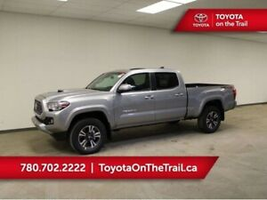 2019 Toyota Tacoma DOUBLE CAB V6 4X4 TRD SPORT UPGRADE PKG; LEAT