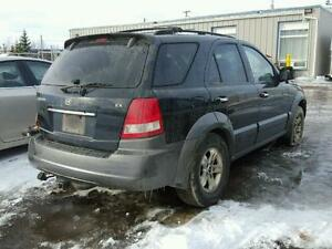 parting out 2005 kia sorento