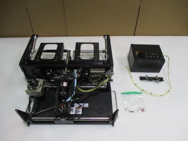 AMAT 0010-70001 P5000 Front Loader Cassette Handler Assy, Wafer Transfer, 421035