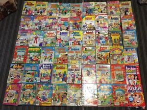 Over 700 Digests - Archie, Betty & Veronica, Jughead, etc, etc.