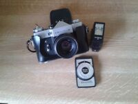 Zenit B 35mm Camera.