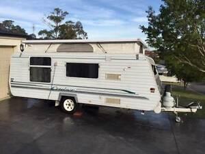 Pop Top Caravan Regent Cruiser 17 Foot 2001 Model Cameron Park Lake Macquarie Area Preview