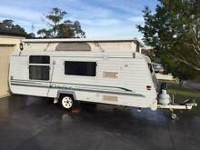 Pop Top Caravan Regent Cruiser 17 Foot 2001 Model Cameron Park Lake Macquarie Area Preview