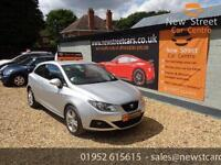 SEAT IBIZA SPORT, Grey, Manual, Petrol, 2008