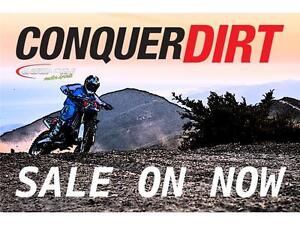 YZ250F YZ450F YZ450FX SALE ON NOW! - Financing Available
