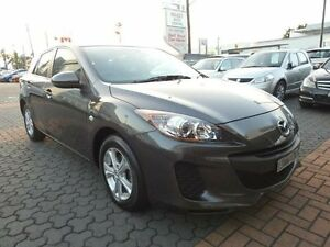 2012 Mazda 3 BL MY13 Neo Charcoal 5 Speed Automatic Hatchback Croydon Burwood Area Preview