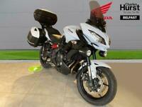 2015 Kawasaki VERSYS 650 Kle650Fff Duel Petrol Manual