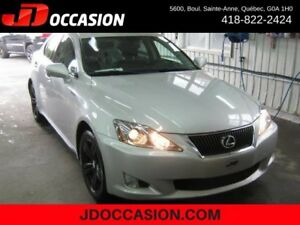 Lexus IS 250 4dr Sdn Auto AWD 2010
