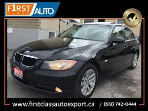 2008 BMW 3 Series 323i - Fully Loaded - Luxury Beige Interior