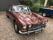 COLLECTABLE CLASSIC CARS - 1971 Jaguar XJ6 Series 1 Woodside Adelaide Hills Preview