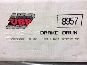 Dodge truck Brake drums (2) new in the box!