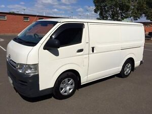 2005 Toyota Hiace TRH201R LWB 4 Speed Automatic Van Clarence Gardens Mitcham Area Preview