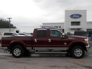2016 Ford Super Duty F-250 SRW Lariat-ONLY 3500 KM