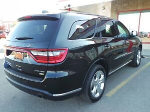 2015 Dodge Durango AWD LIMITED DVD Accident Free,  Rear DVD,  Le Edmonton Edmonton Area image 6