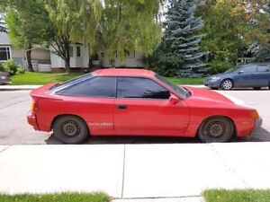 1988 Toyota Celica 4WD Turbo / All-Trac Coupe (2 door)