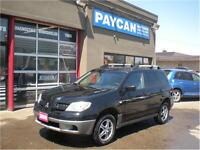 2006 Mitsubishi Outlander LS| 6 MONTH ENGINE&TRANS WARRANTY FREE