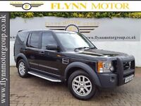 LAND ROVER DISCOVERY 2.7 3 COMMERCIAL XS 1d AUTO 188 BHP (black) 2008