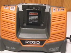 Ridgid POWER TOOLS
