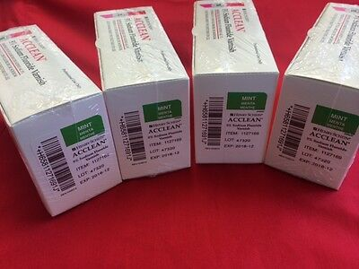 Dental Varnish 5 Sodium Fluoride Varnish Mint Flavor 200box Made In Usa