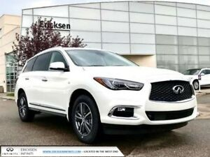 2019 Infiniti QX60 EXECUTIVE DEMO/ESSENTIAL PKG