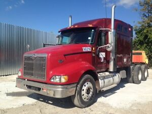 parting out: 2008 International 9400i 13 Speed-CAT C13