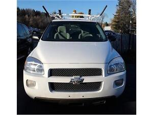 2009 Chevrolet Uplander  VAN WORK READY SHELVES | ROOF RACK Oakville / Halton Region Toronto (GTA) image 15