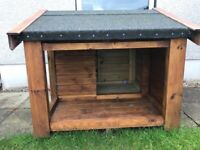 Dog Kennel - it's the dog's ... house