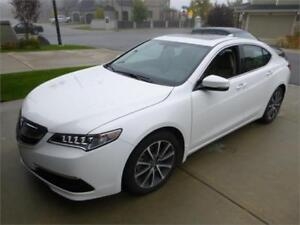 2015 Acura TLX V6 SH AWD 39,198kms Local, Mint