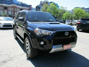 2015 Toyota 4Runner Trail Edition Navigation Leather