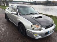 Subaru Impreza WRX replica