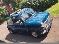 Classic Mini Cooper S 1275 Mk3, Austin, Morris