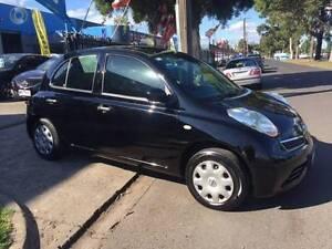 2009 Nissan Micra Hatchback Kingsville Maribyrnong Area Preview