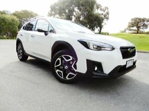 2018 Subaru XV G5X MY18 2.0i-S Lineartronic AWD White 7 Speed Constant Variable Wagon Glenelg East Holdfast Bay Preview