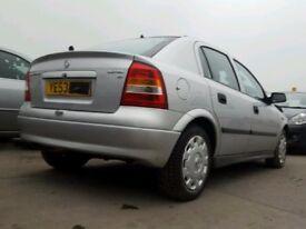 Vauxhall Astra G MK4 1998-2004 Petrol / Diesel **BREAKING**