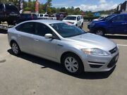2010 Ford Mondeo MB Zetec Tdci Silver 6 Speed Sports Automatic Hatchback Maroochydore Maroochydore Area Preview