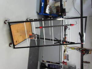 """Mobil """"A"""" Frame clamp stand"""