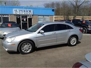 2008 Chrysler Sebring Touring Fully Certified!