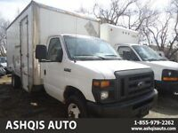 2011 Ford E-450 16 ft Cube super duty