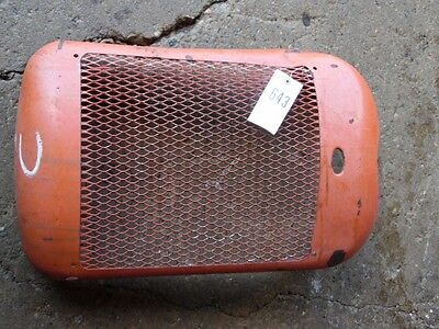Allis-chalmers C Tractor Front Grill Tag 643