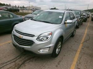 2016 Chevrolet Equinox LT - lease from $90.99 pr wk+tax 0 down