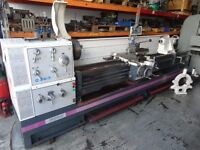 OPTIMUM MODEL D660 X 3000 DPA GAP BED CENTRE LATHE