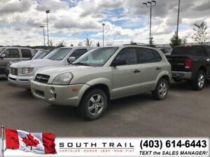 2006 Hyundai Tucson GL w/Air Pkg Call Terrence 587-400-0868