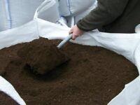 Top soil 10 ton bulk load delivery