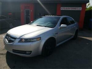 2008 ACURA TL TYPE-S**FINANCEMENT 100% APPROUVER DISPONIBLE**