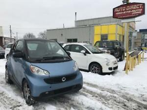 2013 SMART FOR TWO, 88000KM, TOUTE EQUIPE $4995