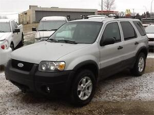 2006 Ford Escape XLT 187kms $2999 firm