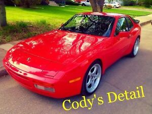 Professional Automotive Detailing - Can Work From Your Place!