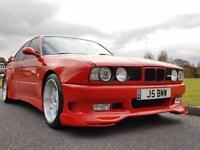 1992 BMW M5 3.5 + FBMWSH RARE CLASSIC E34 M5